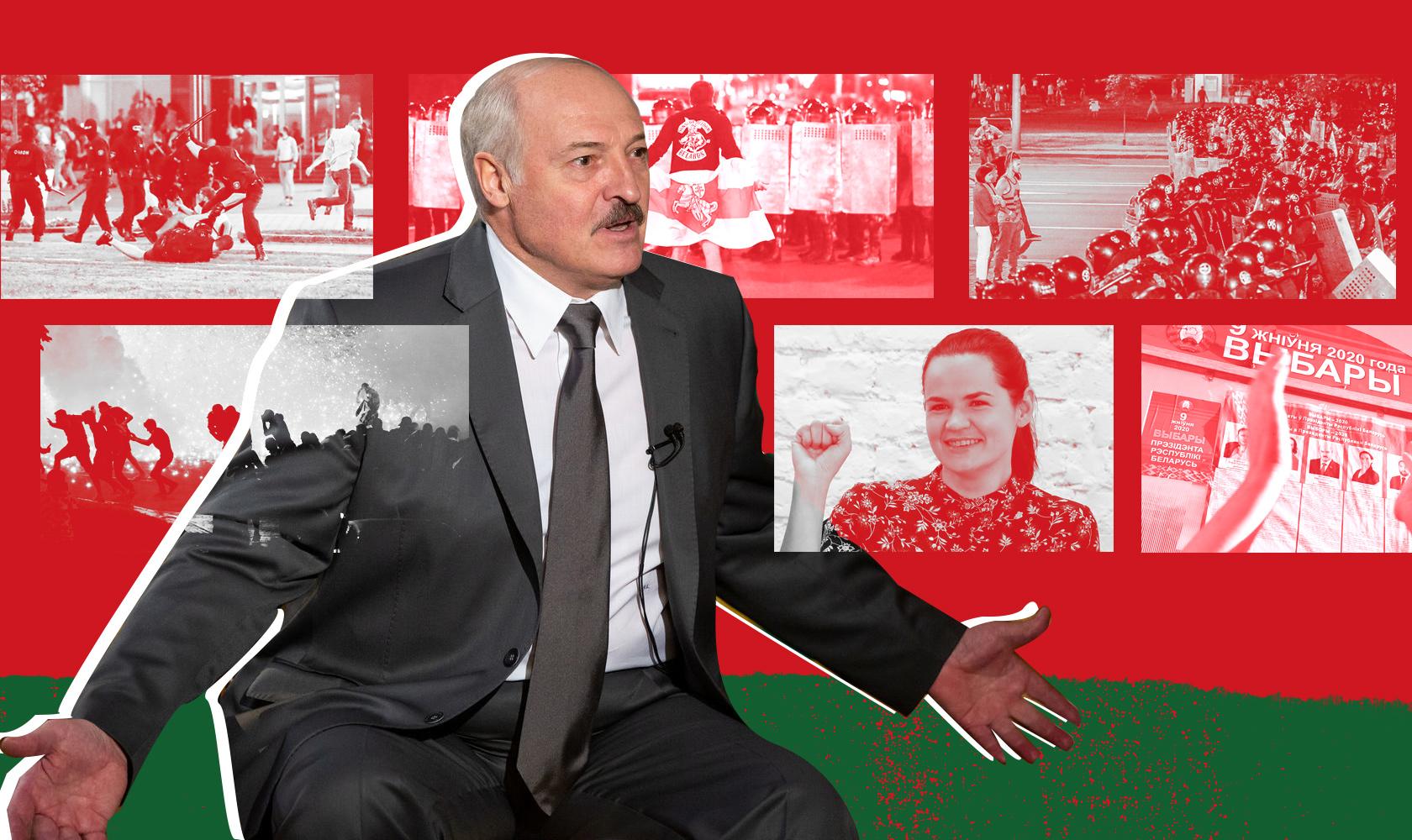 Шість країн приєдналися до санкцій ЄС щодо Білорусі