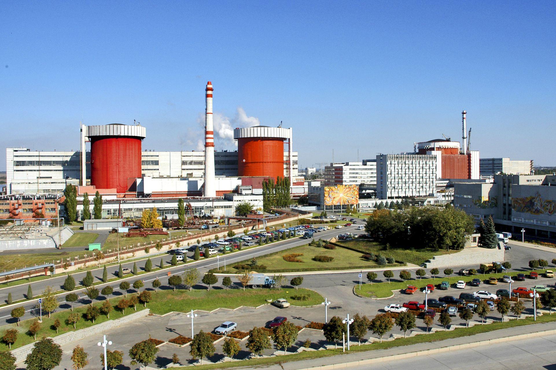 «Южно-Украинская АЭС»